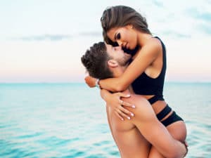 Temptation Cancun Resort Beach
