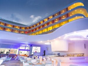 Temptation Cancun Resort | Bash Bar
