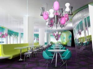 Temptation Cancun Resort | Flame Restaurant