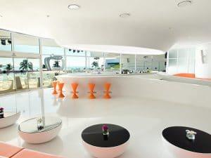 Temptation Cancun Resort | Level Lobby Bar