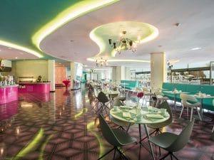 Temptation Cancun Rain Restaurant