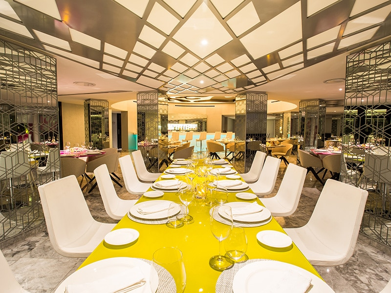 Temptation Cancun Resort | Romanza Restaurant