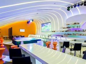 Temptation Cancun Score Sports Bar