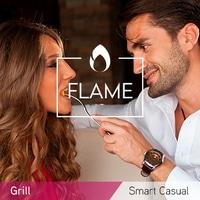 Temptation Cancun Resort   Flame Restaurantl