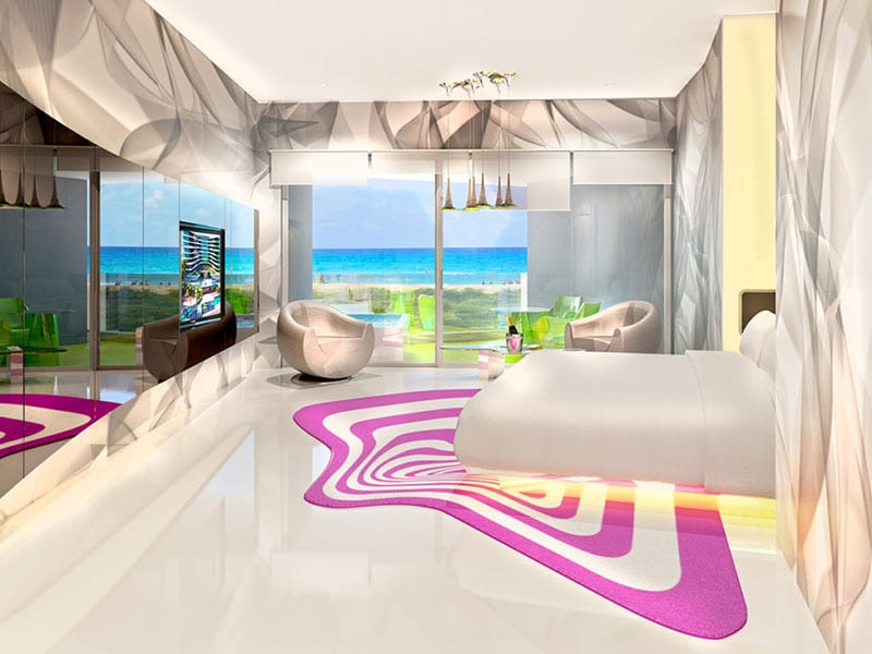 Temptation Cancun Resort | Lush Tower Oceafront Suites