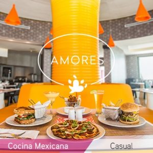 Temptation Cancún Resort Restaurante Amores Cocina Mexicana