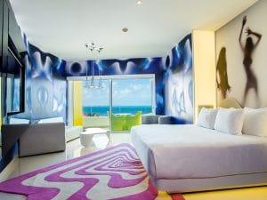 Temptation Cancún Resort Bash Tower Ocean View