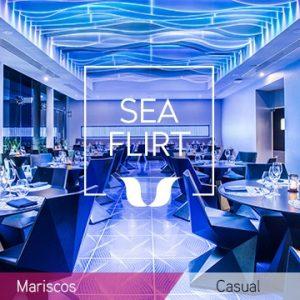 Temptation Cancún Resort Seaflirt Restaurante de Mariscos