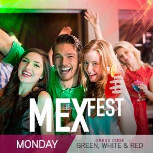 Temptation Cancun Resort | Monday Mexfest