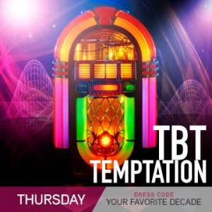 Temptation Cancun Resort | Throw Back Thursday