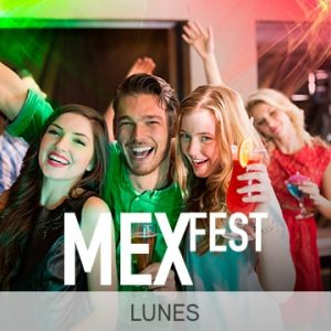 Temptation Cancún Resort | Lunes Mexfest