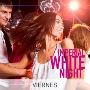 Temptation Cancún Resort   Viernes Imperial White Night