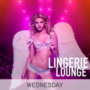 Temptation Cancún Resort | Wednesday Lingerie Lounge