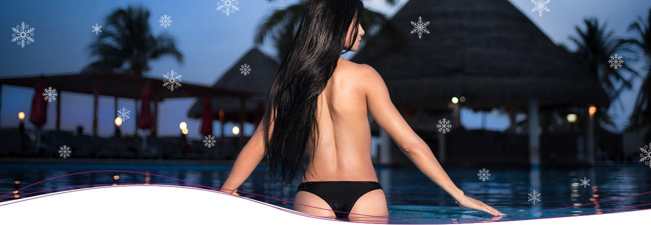 Temptation Cancun Resort   35% OFF Dec 22 - Jan 1st