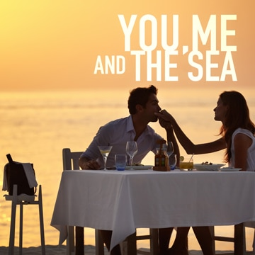 Temptation Cancun Resort You, Me and The Sea Signature Experience
