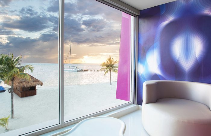 Temptation Cancún Resort Seduction Beachfront Suites