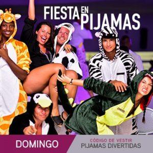 Temptation Cancun Resort | Fiesta en Pijamas. Noche Tema
