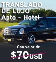 Temptation Cancun Resort | Traslado de Lujo Aeropuerto-Hotel