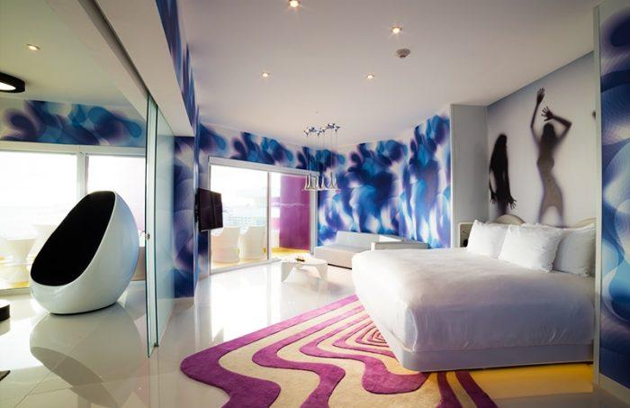 Temptation Cancun Resort Oceanfront Penthouses