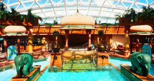 Temptation Caribbean Cruise Ship Gallery