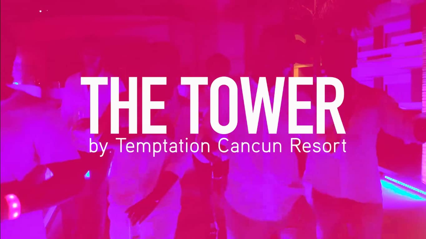 The Tower by Temptation Cancun Resort