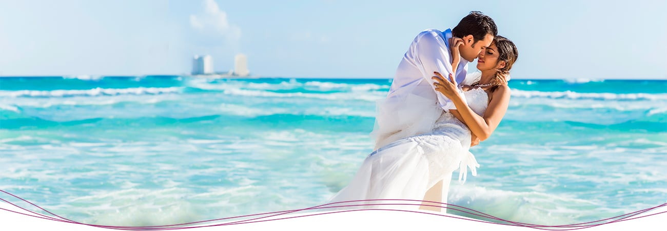 Temptation Cancun Resort Weddings