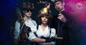 Temptation Cancun Resort | New Year's Steampunk Party