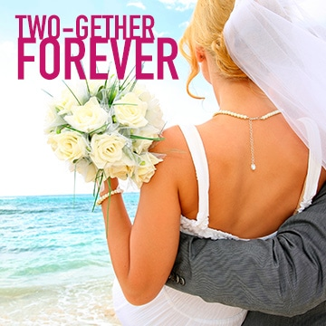 Temptation Cancun Resort | Two-gether Forever Deluxe Vow Renewal Package