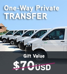 Temptation Cancun Resort Free One-Way Private Transfer