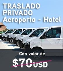 Temptation Cancun Resort | Traslado Privado Aeroporto - Hotel Gratis