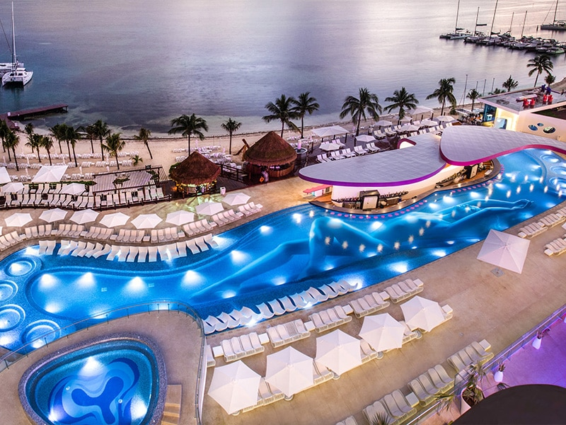 Cancun Resort – The Best Place to Spend Your Vacation