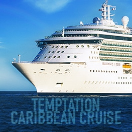 Temptation | Adults Only Topless All inclusive Cruise