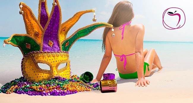 Temptation Cancun Resort | Mardi Gras
