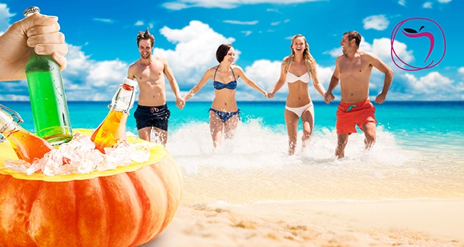 Temptation Cancun Resort | Thanksgiving Day