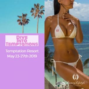 Temptation Cancun Resort | Dive Into Temptations Evento Especial