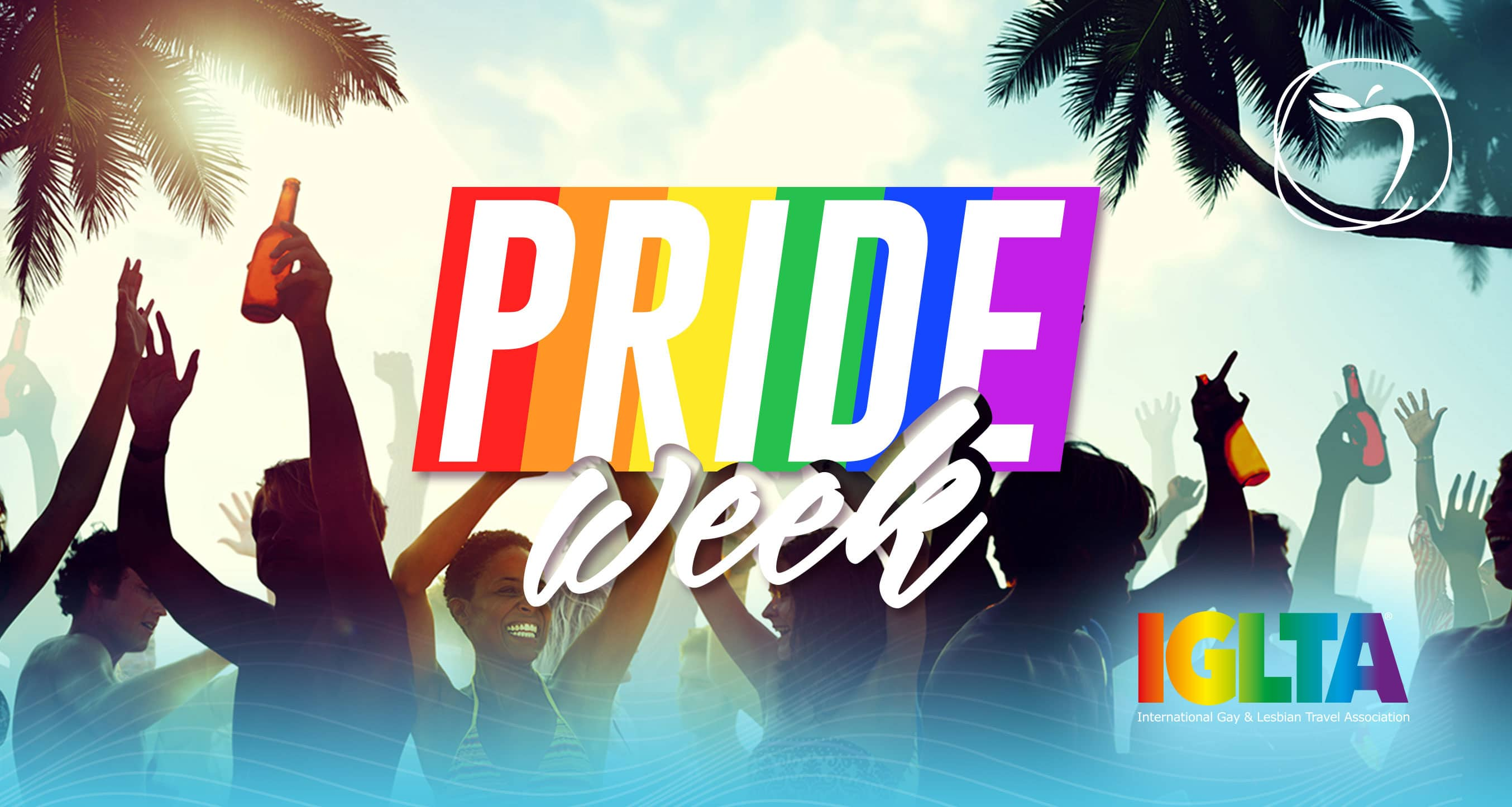 Temptation Cancun Resort Pride Week Special Event