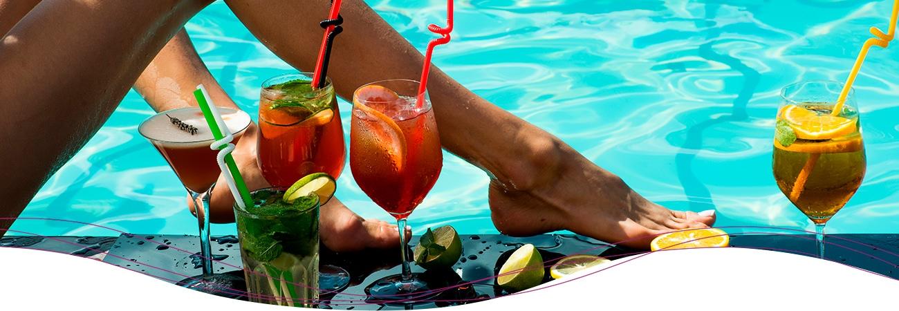 Temptation Caribbean Cruise | Beverages