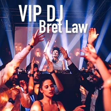 Temptation Cancun Resort Pride Week VIP Dj Bret Law