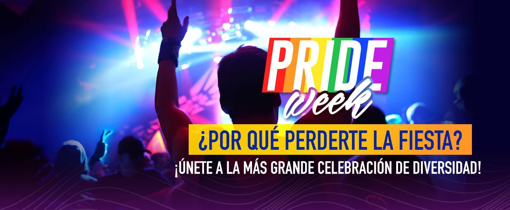 Temptation Cancún Resort Pride Week 2019