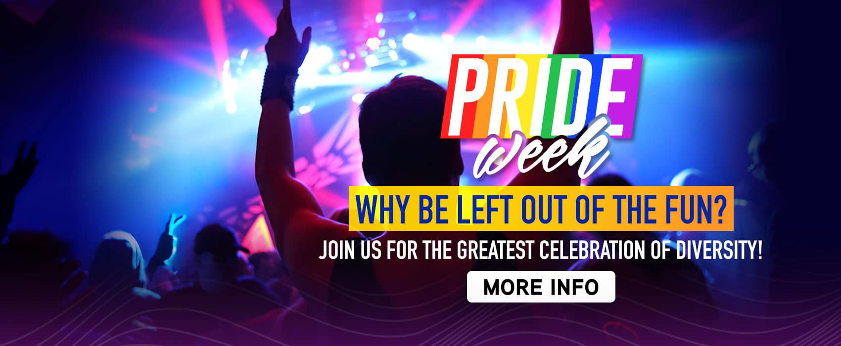 Temptation Cancun Resort | Pride Week 2019