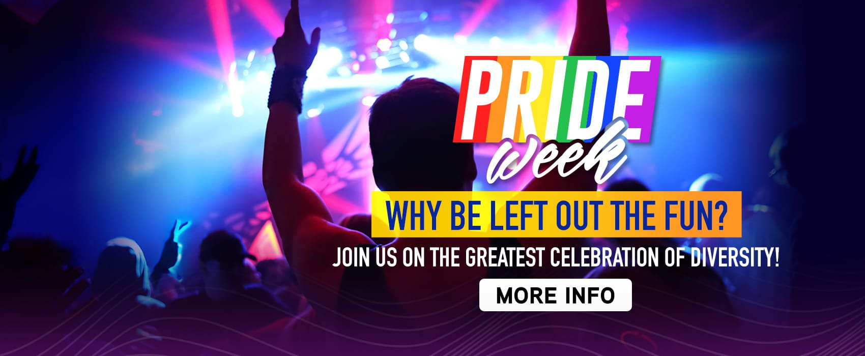 Temptation Cancun Resort Pride Week 2019