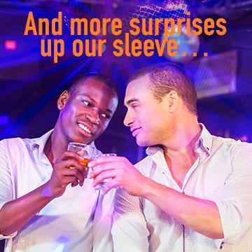 Temptation Cancun Resort Pride Week. More surprises are coming soon.