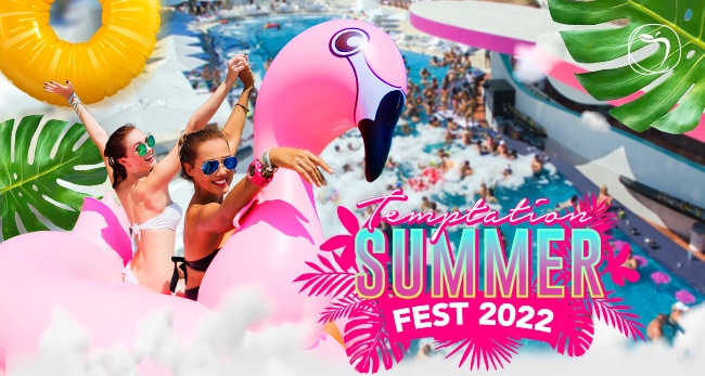 Temptation Cancun Resort | Summer Fest 2022